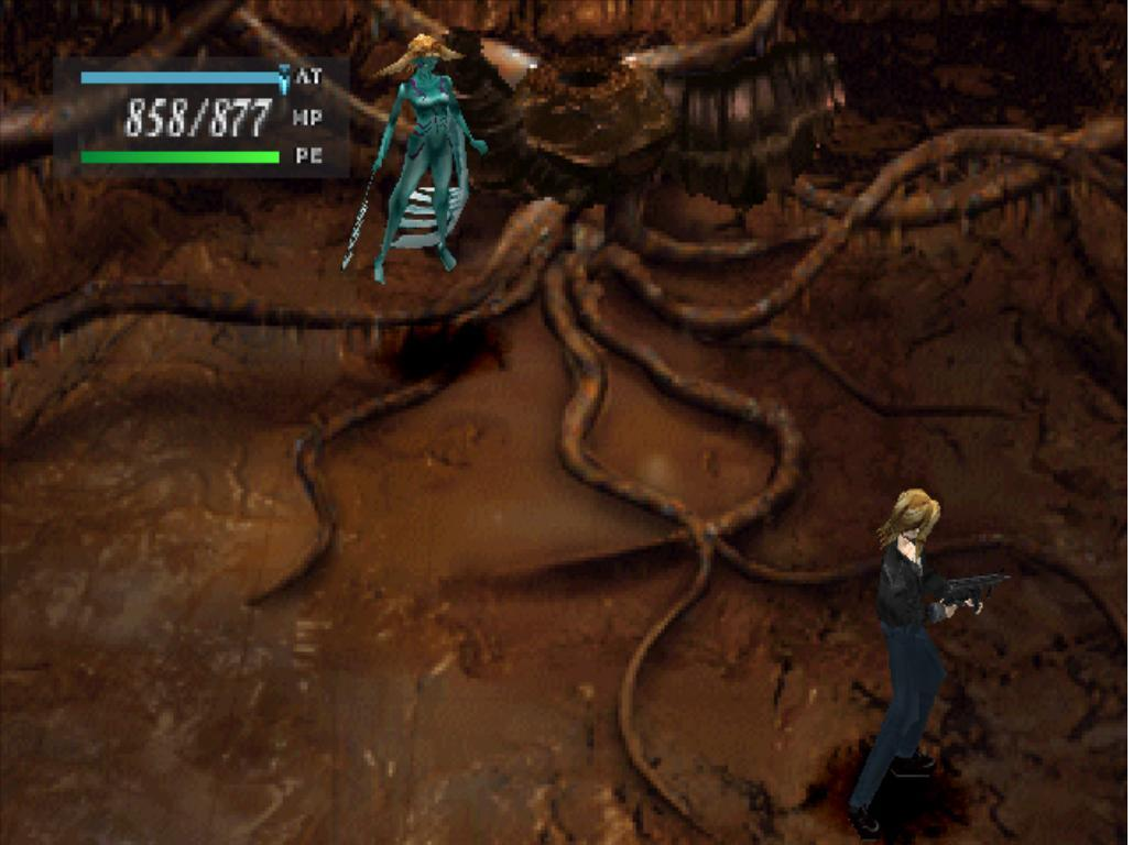 parasite eve 1 ps1 iso